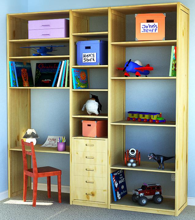 Desk/Storage Unit: £788.95
