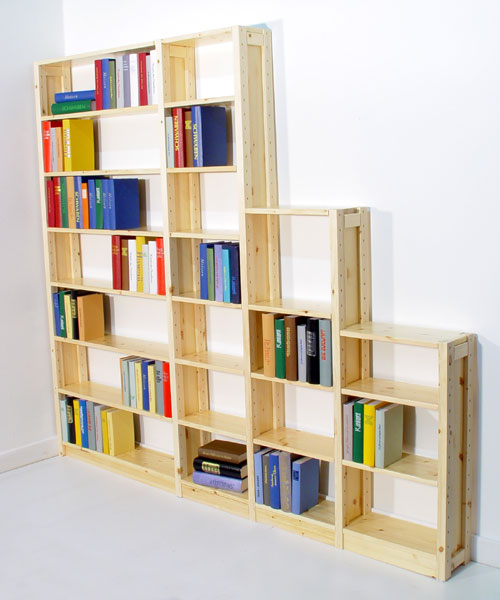 Shelving Systems Shelving And Bookcase Gallery Examples