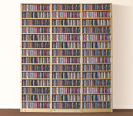 CD Shelving Unit 1 ...